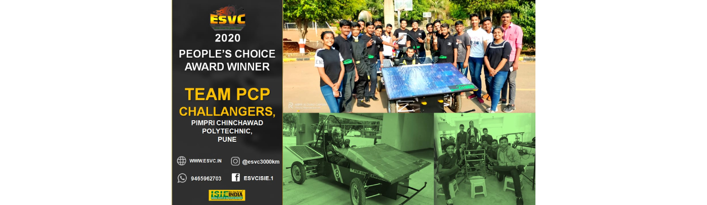 ESVC 2020 PEOPLE'S CHOICE AWARD WINNER, PCPolytechnic